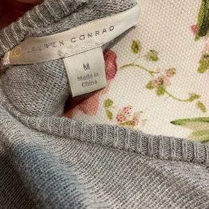LC Lauren Conrad Sweaters - Lauren Conrad grey Sweater.